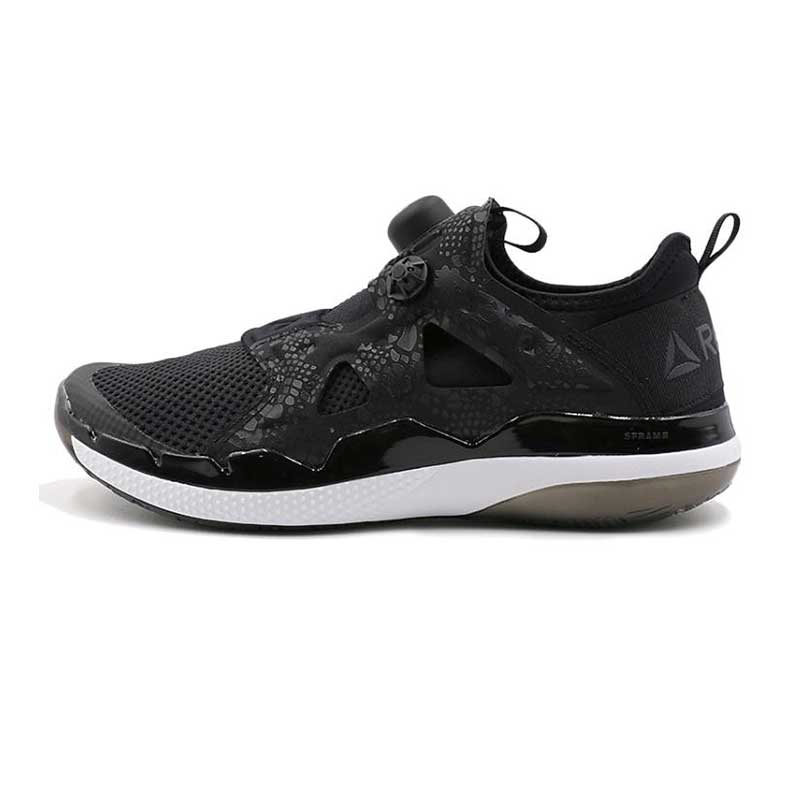 Reebok锐步女鞋秋季 运动休闲慢跑步鞋 AQ9913