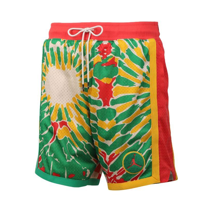 耐克NIKE  J SPRT DNA SHORT 男装 运动篮球跑步训练快干透气印花休闲针织短裤 CK9528-631