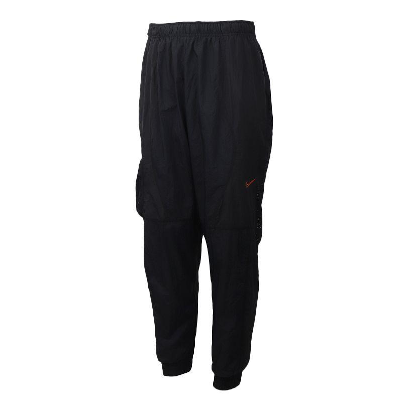 耐克NIKE  PANT PX 男装 拼接运动裤跑步训练小脚裤长裤 CU5002-010