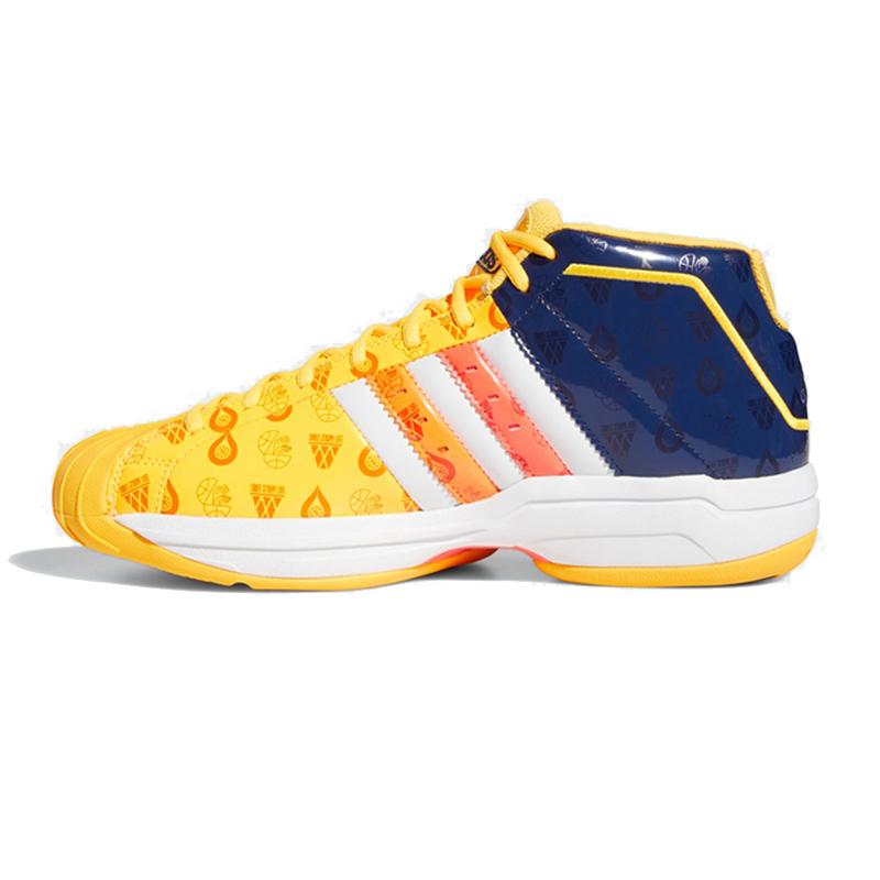 阿迪达斯ADIDAS Pro Model 2G 男鞋 运动篮球鞋  FV8387