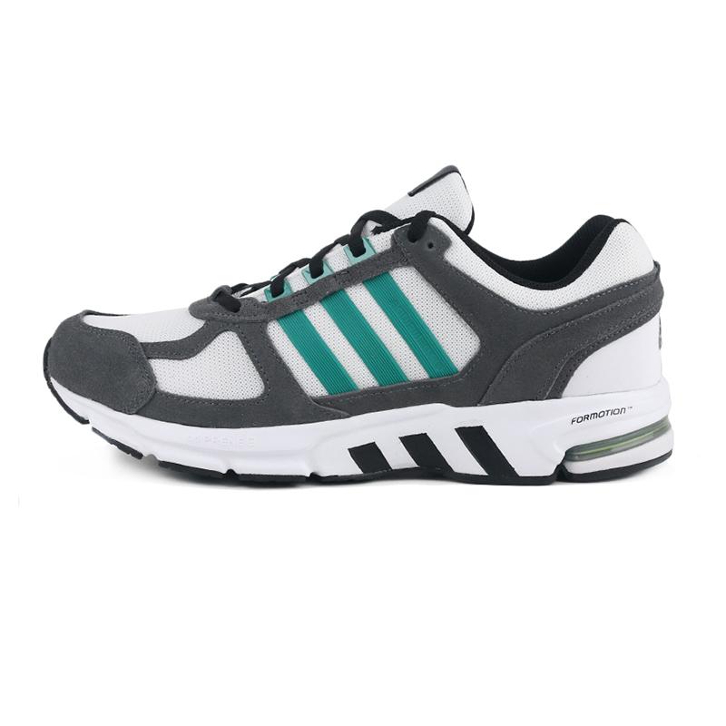 阿迪达斯ADIDAS Equipment 10  男女 缓震耐磨轻便透气跑步鞋 FW9975