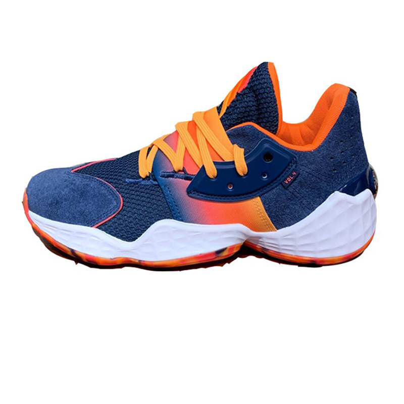阿迪达斯ADIDAS Harden Vol. 4  GCA 男鞋 哈登运动鞋篮球鞋 FX9202