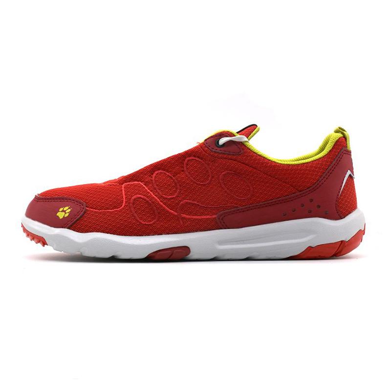 狼爪Jack wolfskin 4018911-2520 男鞋 户外运动防滑透气耐磨徒步海滩涉水鞋 4018911-2520