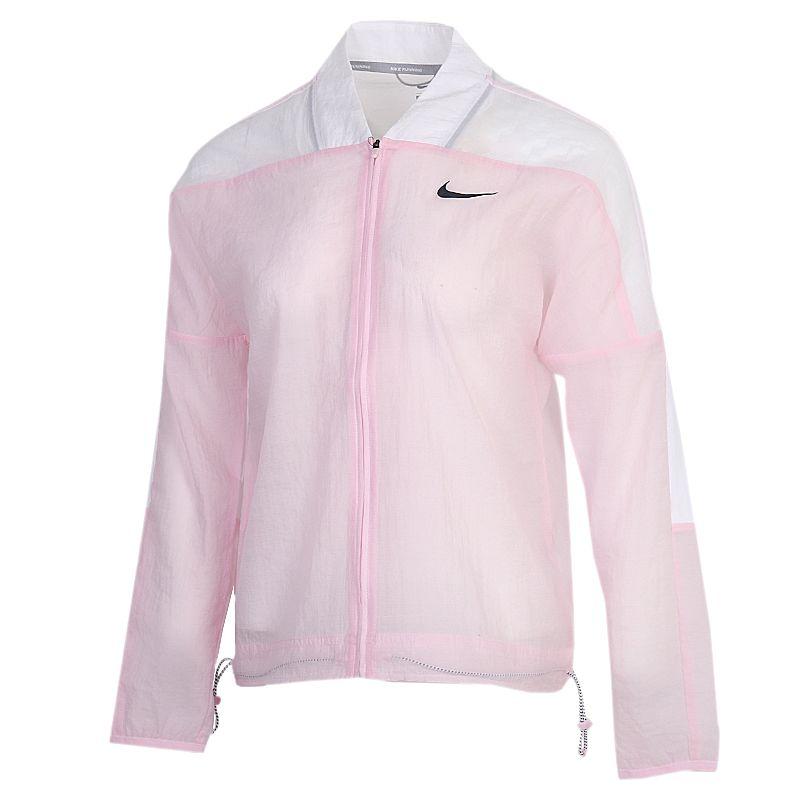 耐克NIKE AS ICNCLSH JACKET 女装 速干透气遮阳运动休闲外套夹克 CU3049-663