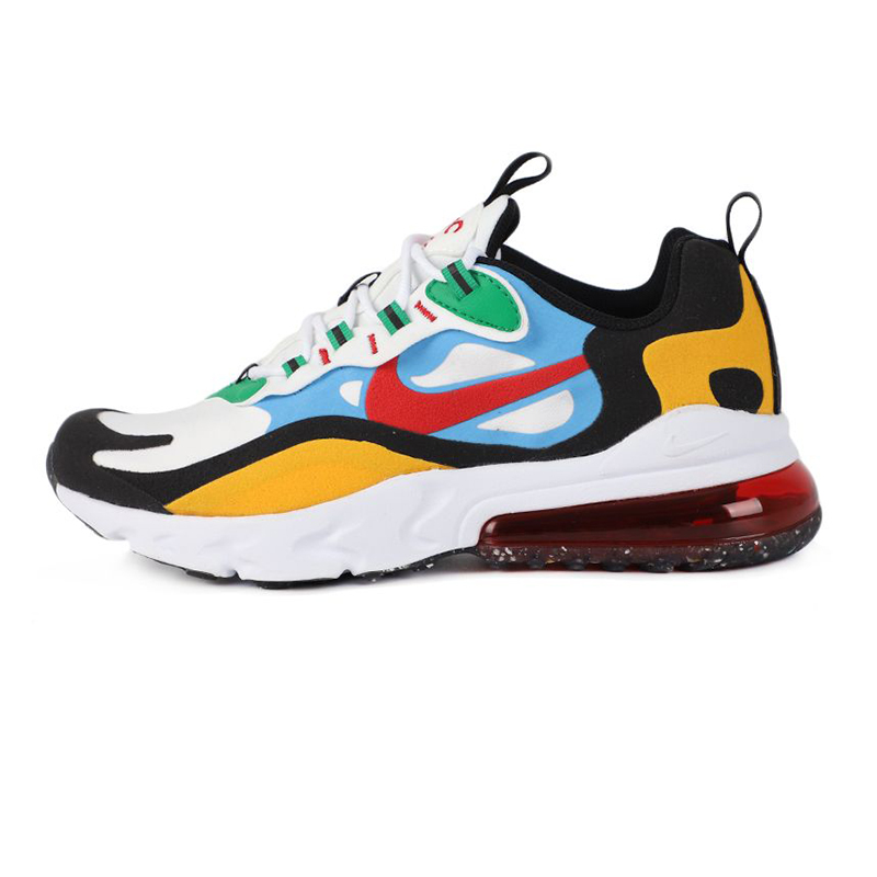 耐克NIKE AIR MAX 270 REACT BG 儿童 休闲鞋 DB5938-161