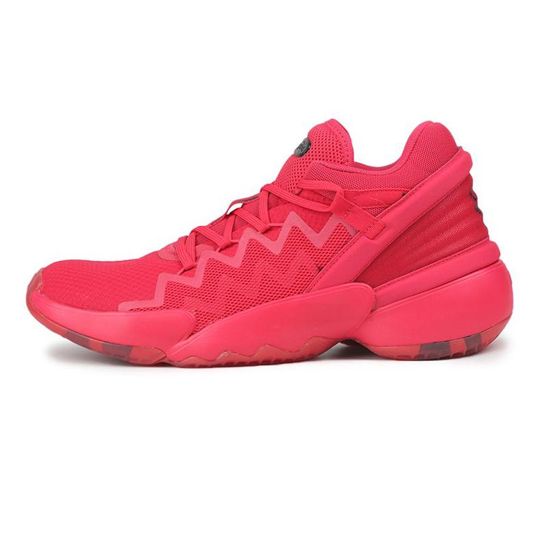 阿迪达斯ADIDAS D.O.N. Issue 2 GCA 男鞋 缓震耐磨场上实战训练篮球鞋 FW9039