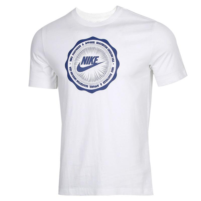 耐克NIKE AS  NSW SS TEE BTS FUTURA 男装 运动健身训练透气短袖T恤 CW0482-100