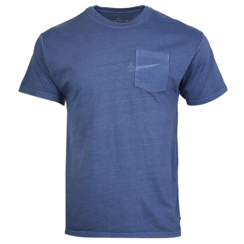 耐克NIKE AS  SB TEE PKT OVERDYE 男装 运动休闲透气跑步短袖T恤 CW1467-469