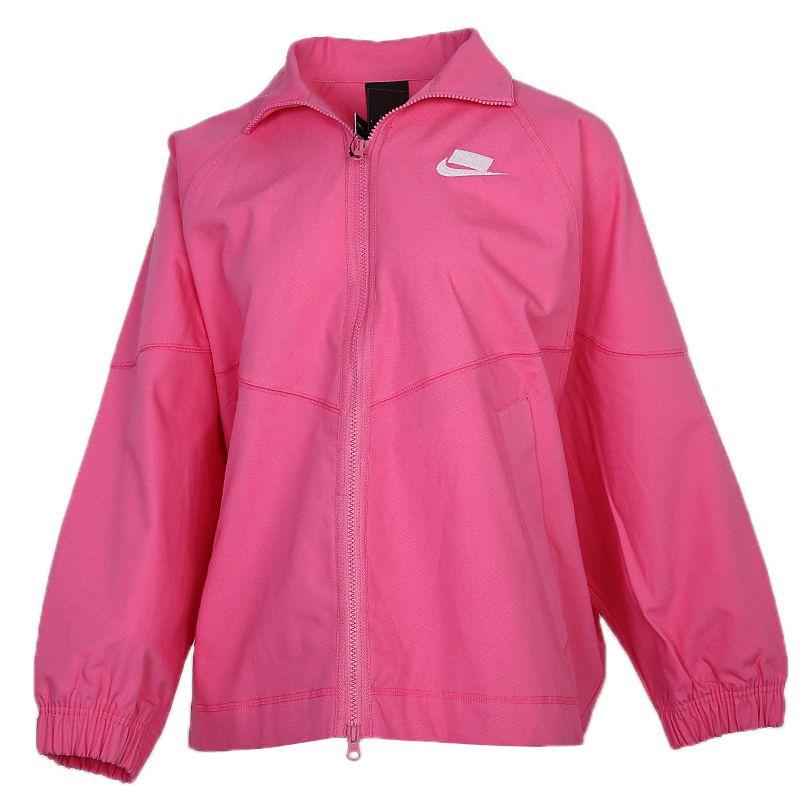 耐克NIKE AS JKT WVN 2 女装 运动防风衣休闲长袖外套夹克 CZ1425-684