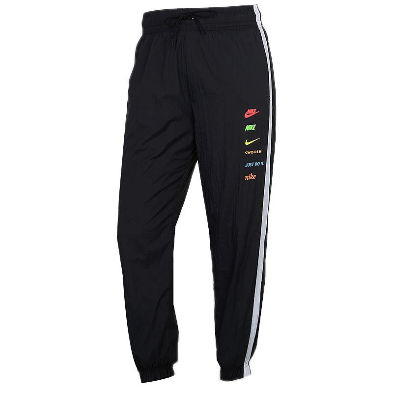 耐克NIKE AS NSW SWSH WVN PANT 女装 运动梭织休闲长裤 DA0982-010