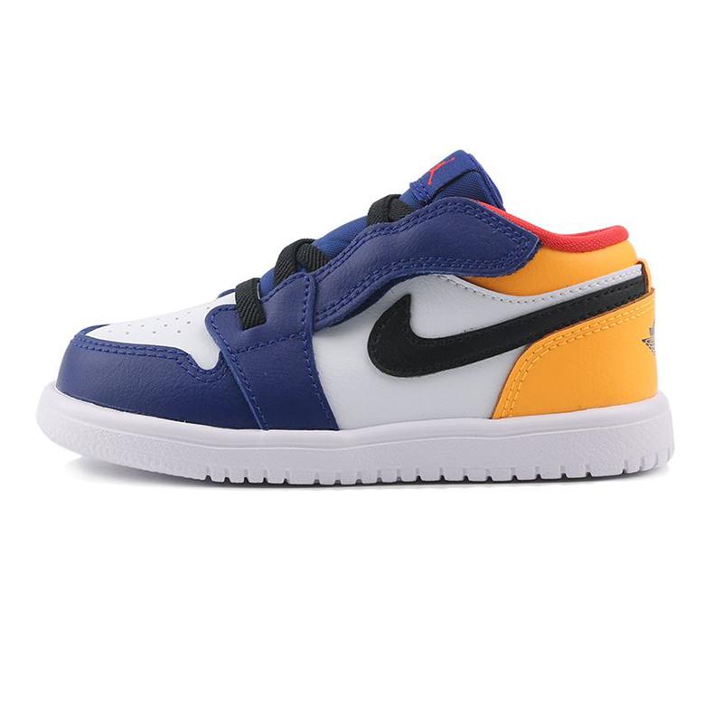 耐克NIKE JORDAN 1 LOW ALT (TD) 儿童 AJ1运动鞋耐磨轻便休闲板鞋篮球鞋 CI3436-123