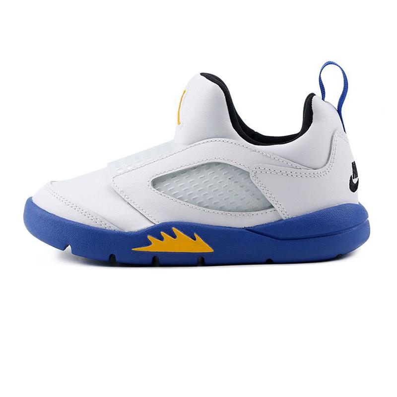 耐克NIKE JORDAN 5 RETRO LITTLE FLEX PS 儿童 运动耐磨透气休闲篮球鞋 CK1227-189