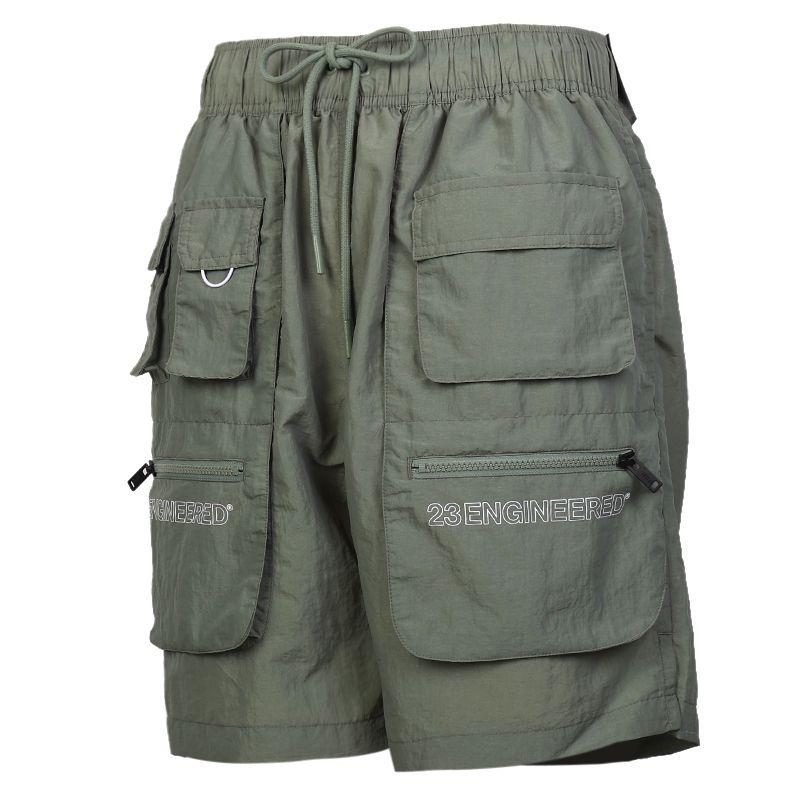 耐克NIKE AS J 23ENG UTILITY SHORT 男装 运动健身训练工装五分裤 CN7299-313