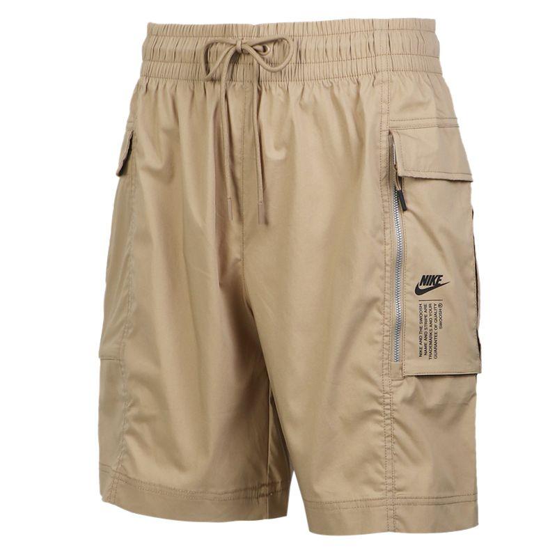 耐克NIKE 男装 工装运动裤短裤五分裤 CZ8679-201
