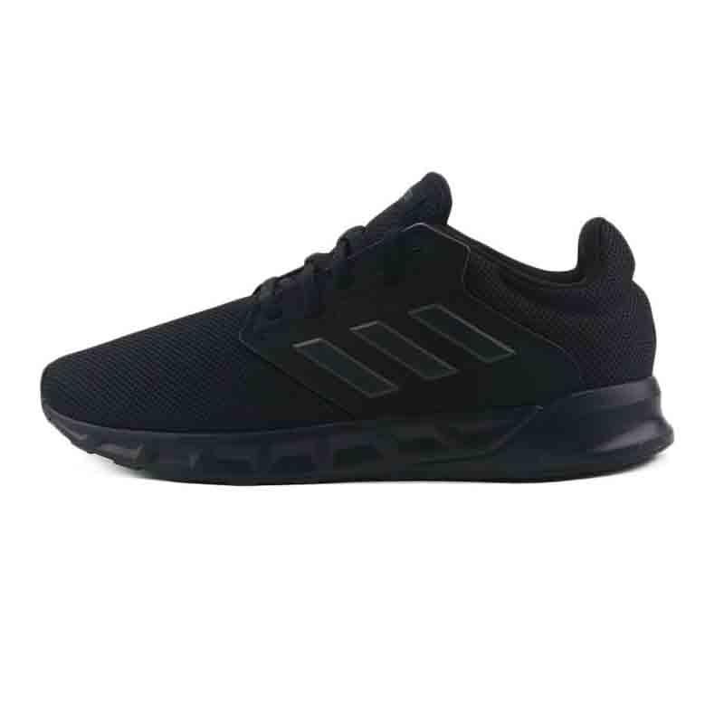 阿迪达斯ADIDAS 男鞋 运动透气网鞋轻便跑步鞋 FX3808