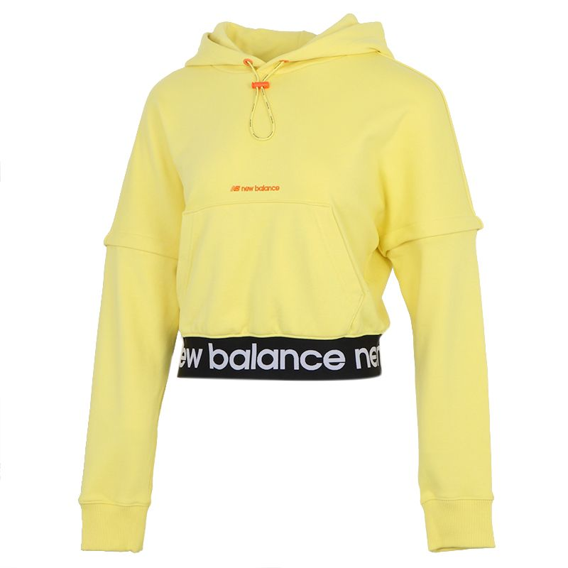 NEW BALANCENEW BALANCE 女装 卫衣 运动休闲连帽卫衣 AWT03362-YL