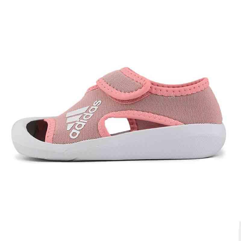 阿迪达斯adidas 儿童 运动休闲沙滩凉鞋 FV8894