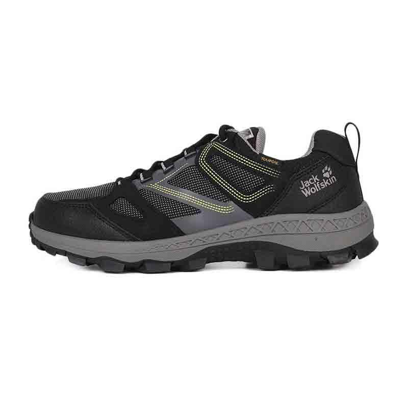 狼爪Jack wolfskin  男鞋 运动减震透气户外登山徒步鞋 4043851-6084