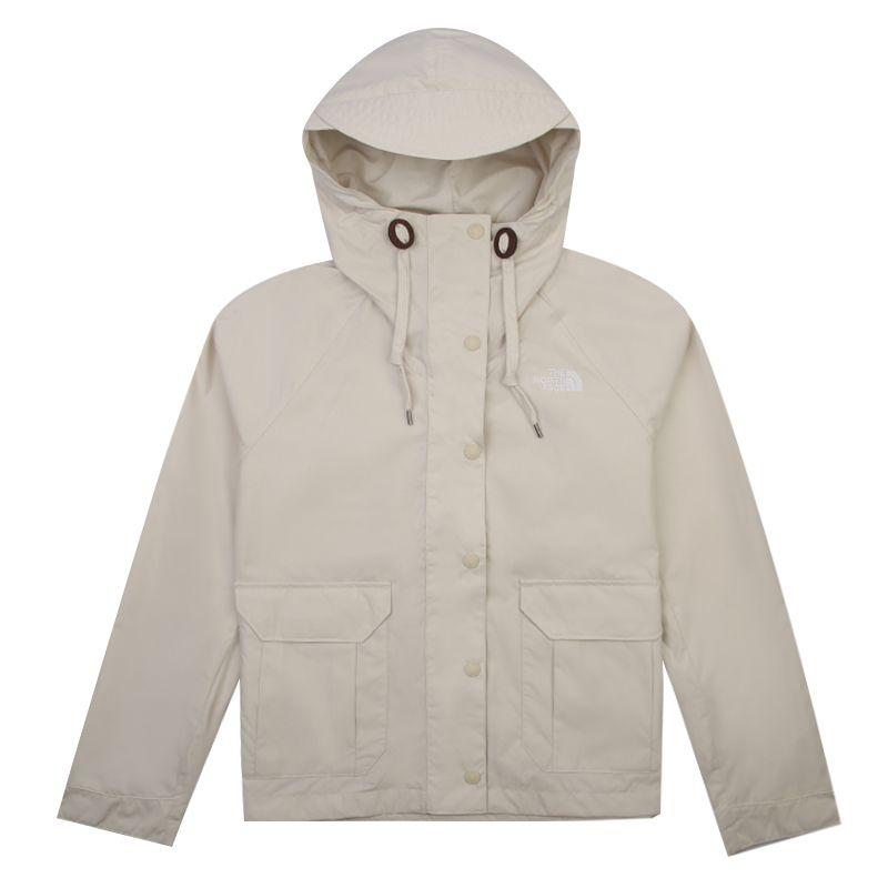 北面TheNorthFace 女装 2020秋冬新款防风衣透气外套运动梭织夹克 4NEY11P