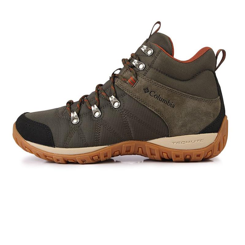 哥伦比亚Columbia PEAKFREAK™ VENTURE MID LT 男鞋 户外徒步鞋 BM4487213