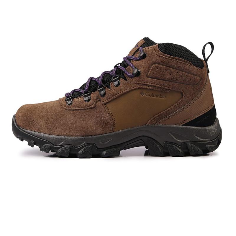 哥伦比亚Columbia NEWTON RIDGE™ PLUS II SUEDE WP 男鞋 户外徒步鞋 BM2812202