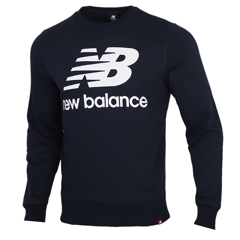 NEW BALANCE 男装 2020冬季新款运动套头衫卫衣 AMT03560-ECL