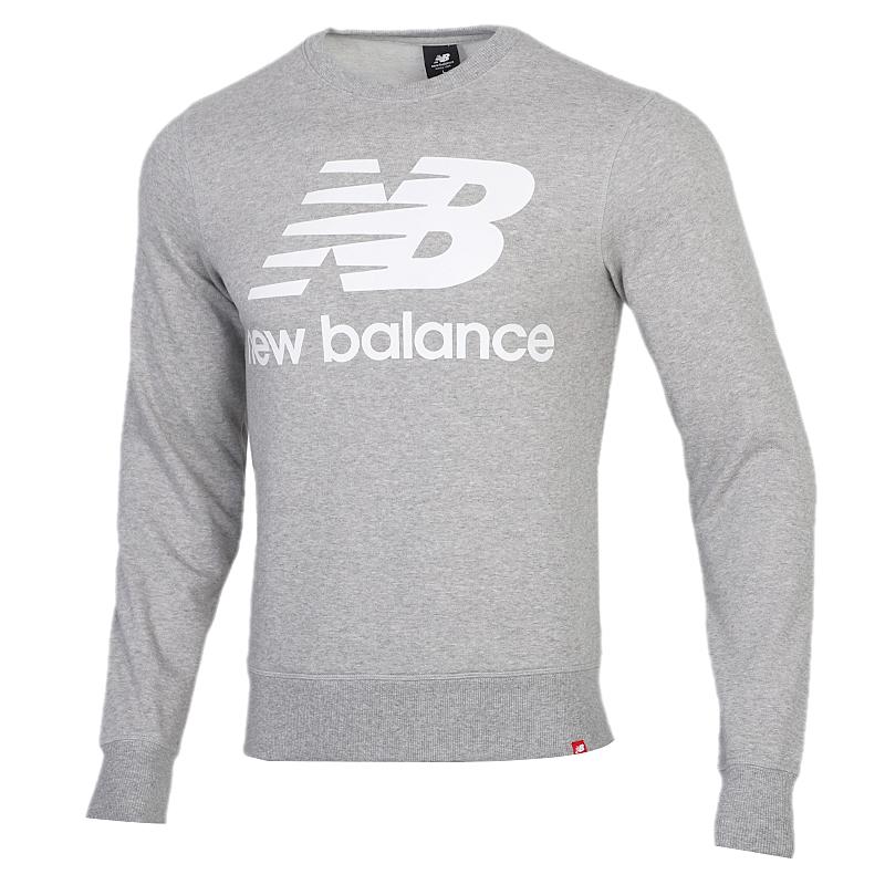 NEW BALANCE 男装 2020冬季新款运动套头衫卫衣 AMT03560-AG