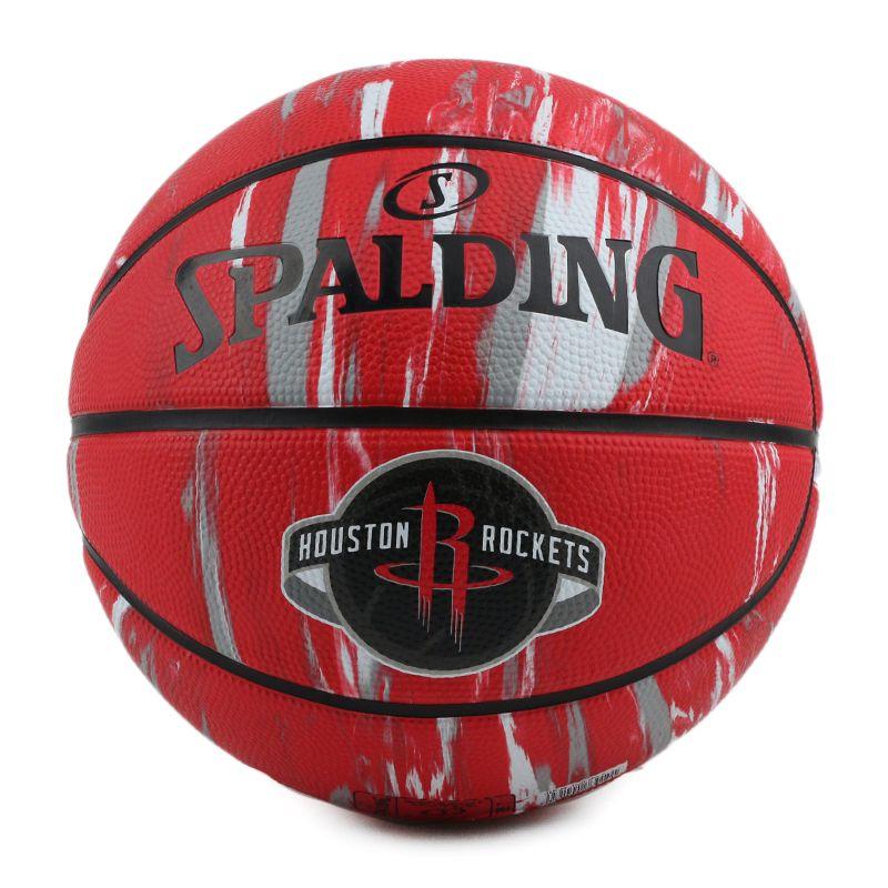 斯伯丁Spalding 大理石印花系列休斯顿火箭篮球 84-150Y