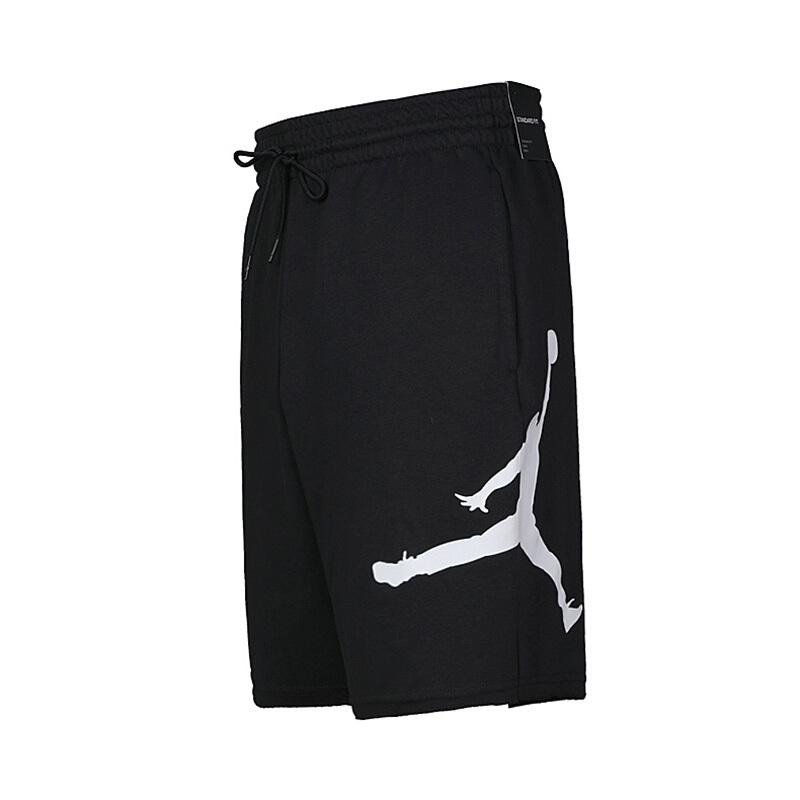 耐克Nike  Air Jordan AJ 男子 大飞人logo休闲篮球运动短裤五分裤  AQ3116-010