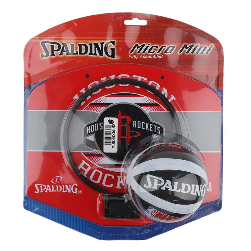 斯伯丁Spalding  男女 休斯敦火箭小篮板 77-663Y