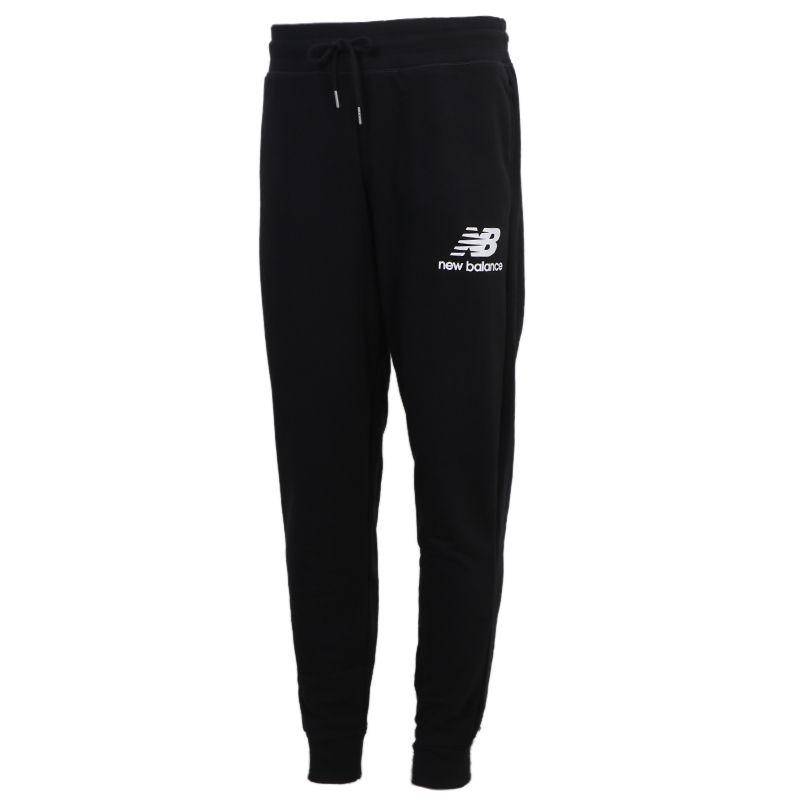 NEW BALANCE 男装 运动跑步训练长裤 AMP03558-BK