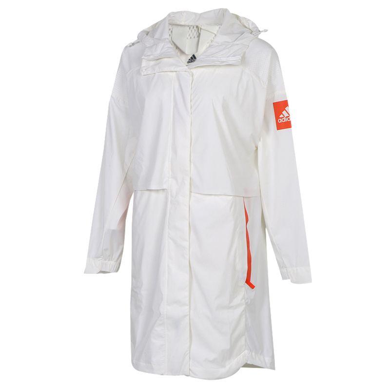 阿迪达斯ADIDAS  MYSHELTER W.R 女装 运动休闲防风衣夹克 FR9534