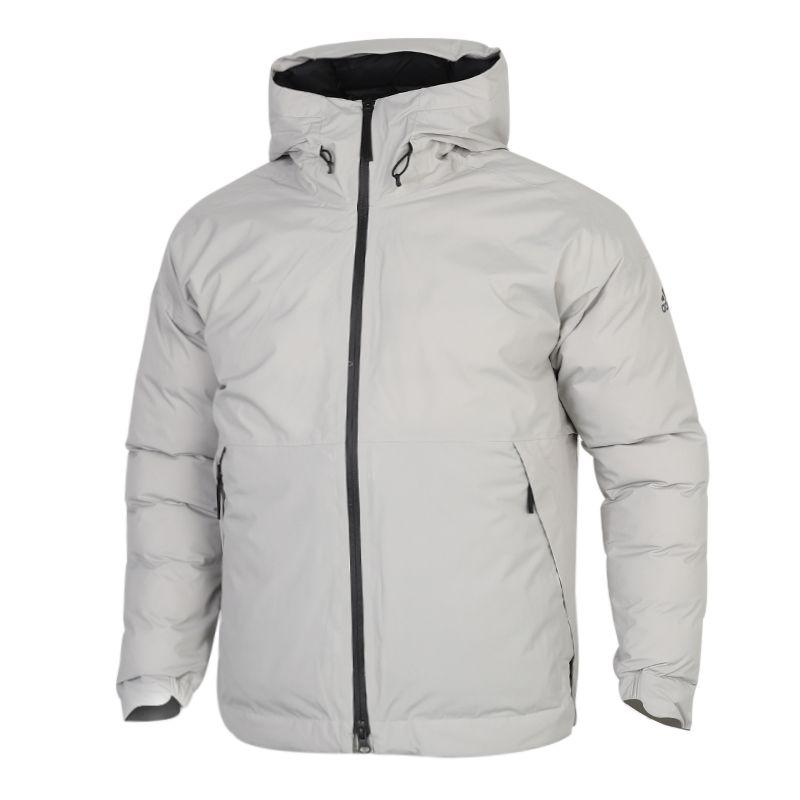 阿迪达斯ADIDAS URBAN IN J R.R. 男装 运动保暖加厚休闲棉服 FT2416