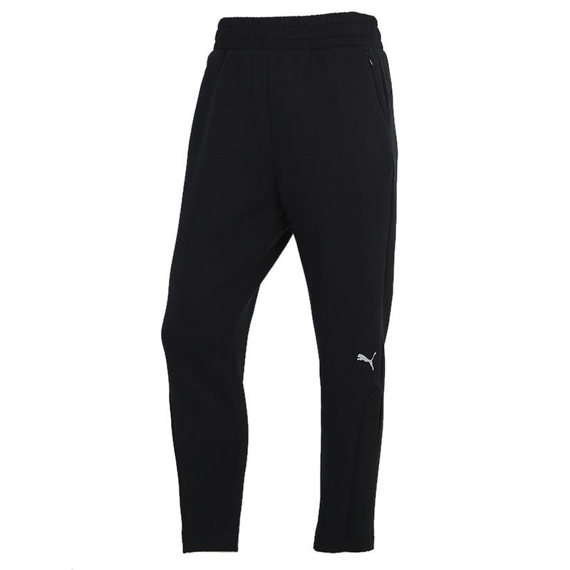 彪马PUMA Evostripe Pants 女装 运动针织透气跑步训练长裤 585241-01