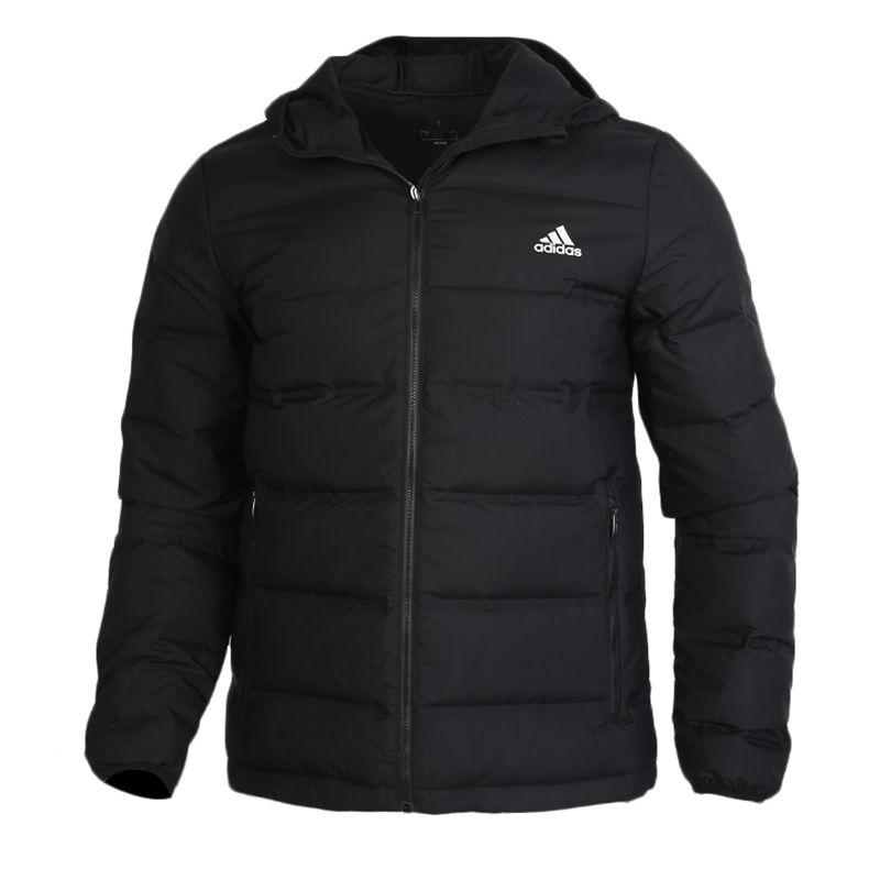 阿迪达斯 adidas 男装 2020冬季新款运动户外羽绒夹克防寒防风保暖外套羽绒服 BQ2001