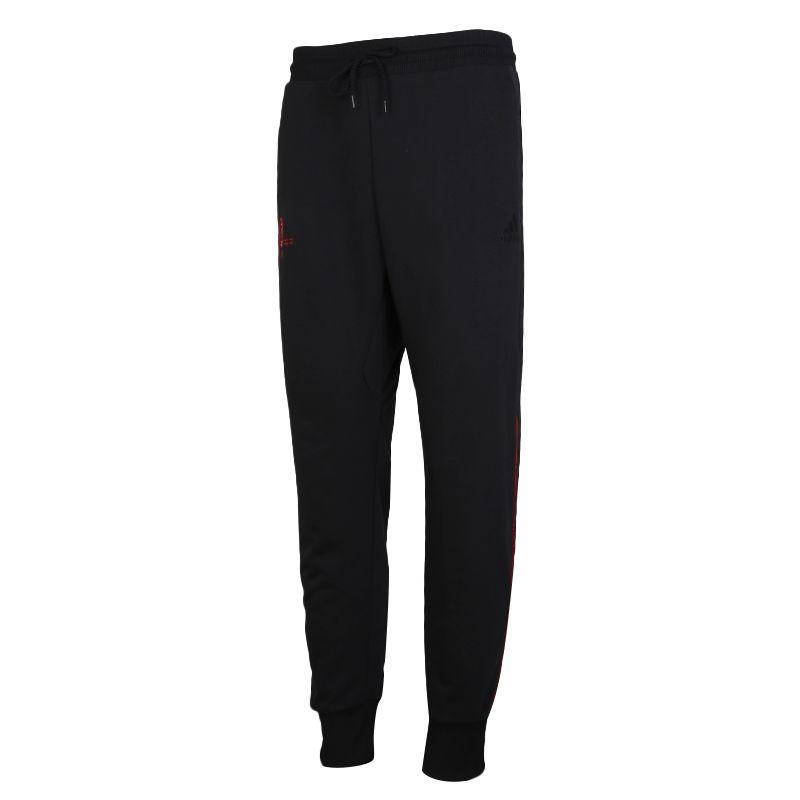 阿迪达斯ADIDAS ROSE FT PANT 男装 运动针织小脚耐磨透气长裤 GE2938