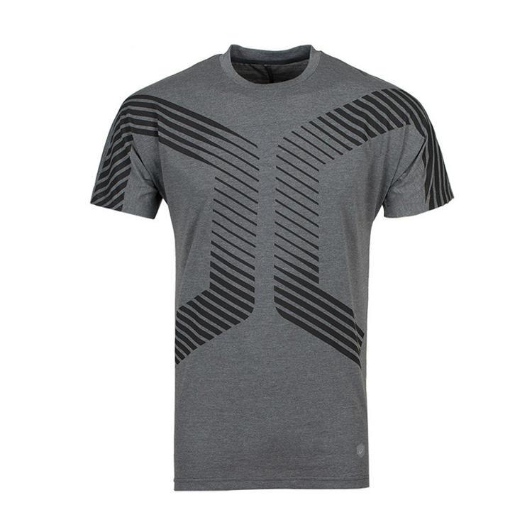 亚瑟士ASICS 男装  运动休闲短袖T恤 153470-024