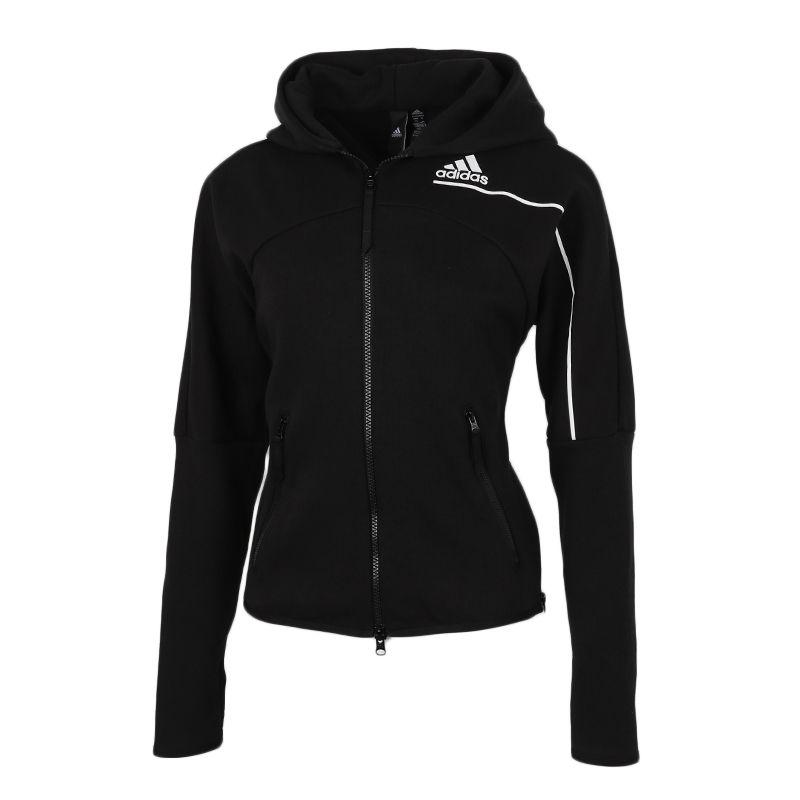 阿迪达斯ADIDAS ZNE Hd 女装 运动训练夹克外套 GM3275