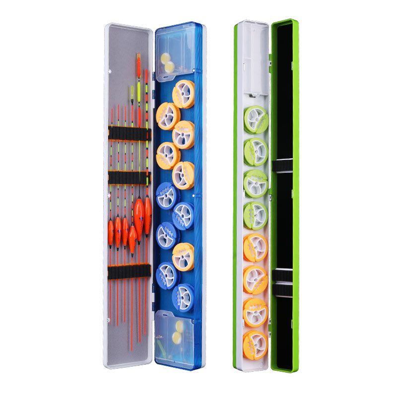 汉鼎多功能浮漂盒鱼漂盒子线盒主线盒渔具盒鱼线盒渔具用品ZXHLA