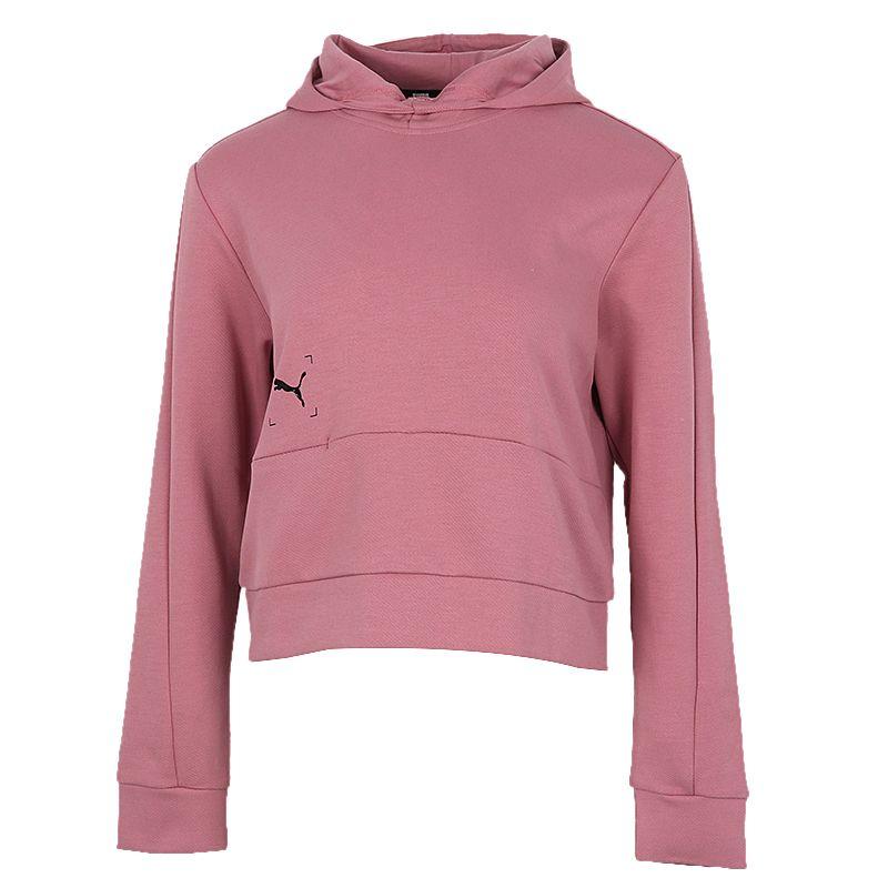彪马PUMA 女装 运动套头衫长袖休闲外套卫衣 585257-16
