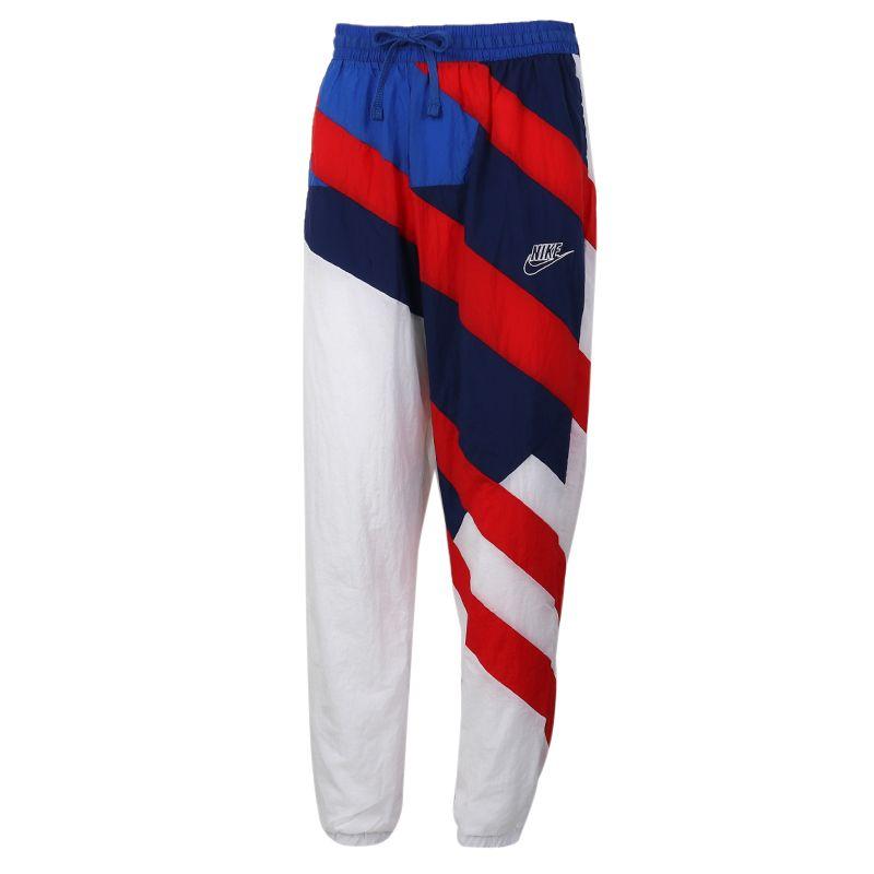 耐克NIKE  THROWBACK PANT WVN 男装 运动休闲长裤 CK6626-100