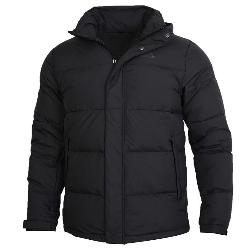 阿迪达斯ADIDAS  男装 冬季新款运动休闲羽绒服 GF0060