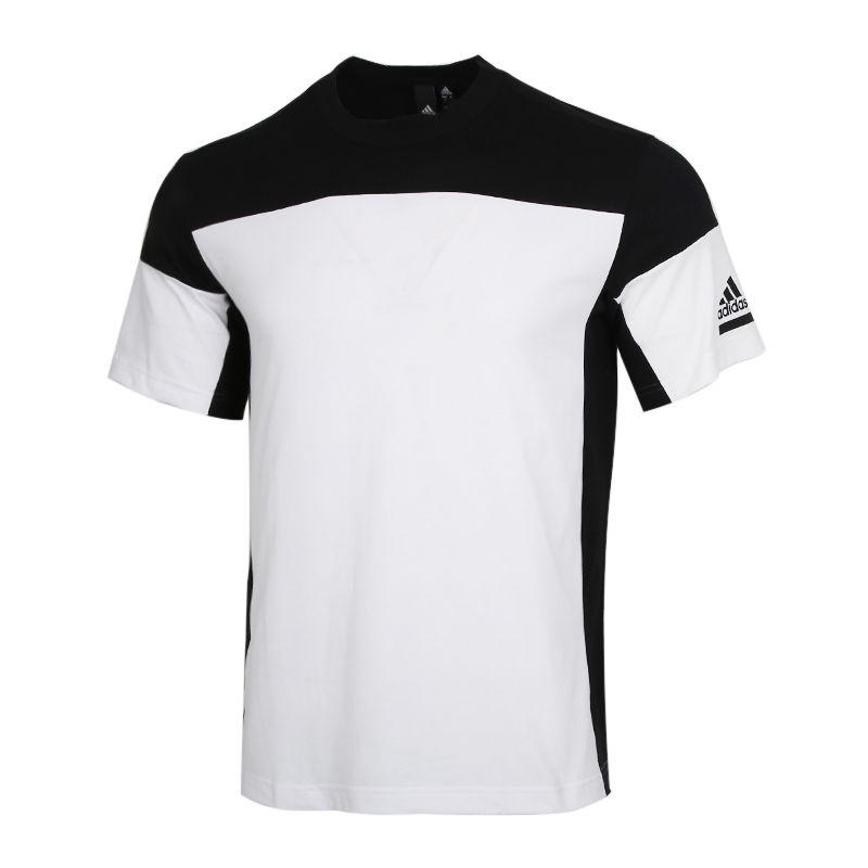 阿迪达斯ADIDAS ZNE Tee 男装 运动跑步健身训练短袖T恤 FR7146