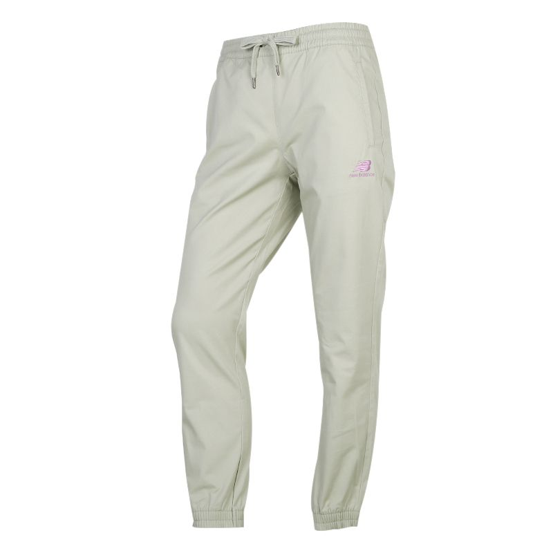 NEW BALANCE 女装 2020冬季新款运动休闲梭织长裤 AWP03338-SG