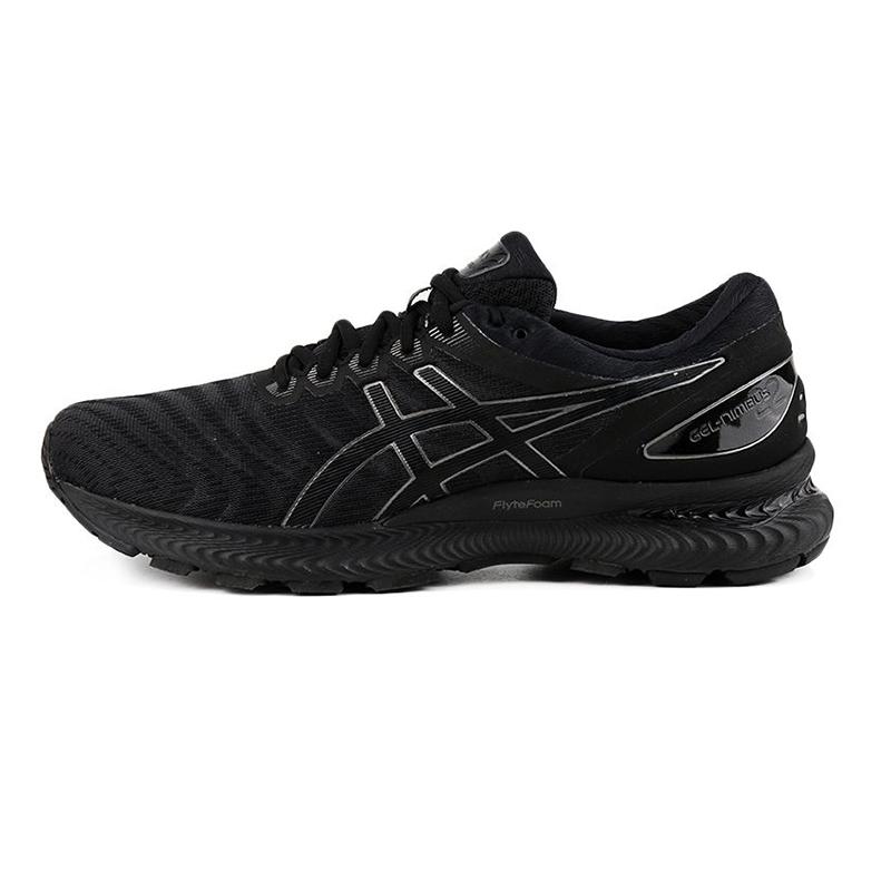 亚瑟士 ASICS GEL-NIMBUS 22 男鞋 缓冲系列减震运动跑步鞋 1011A680-002  1011A680-023  1011A680-601