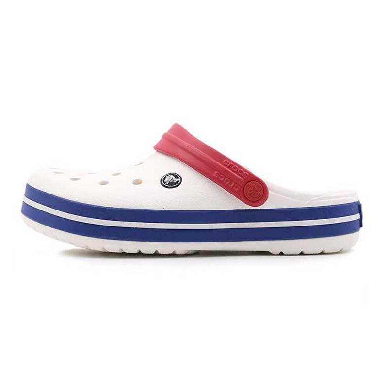 卡骆驰Crocs 男女 卡骆班平跟沙滩鞋防滑凉鞋拖鞋洞洞鞋 11016-11I