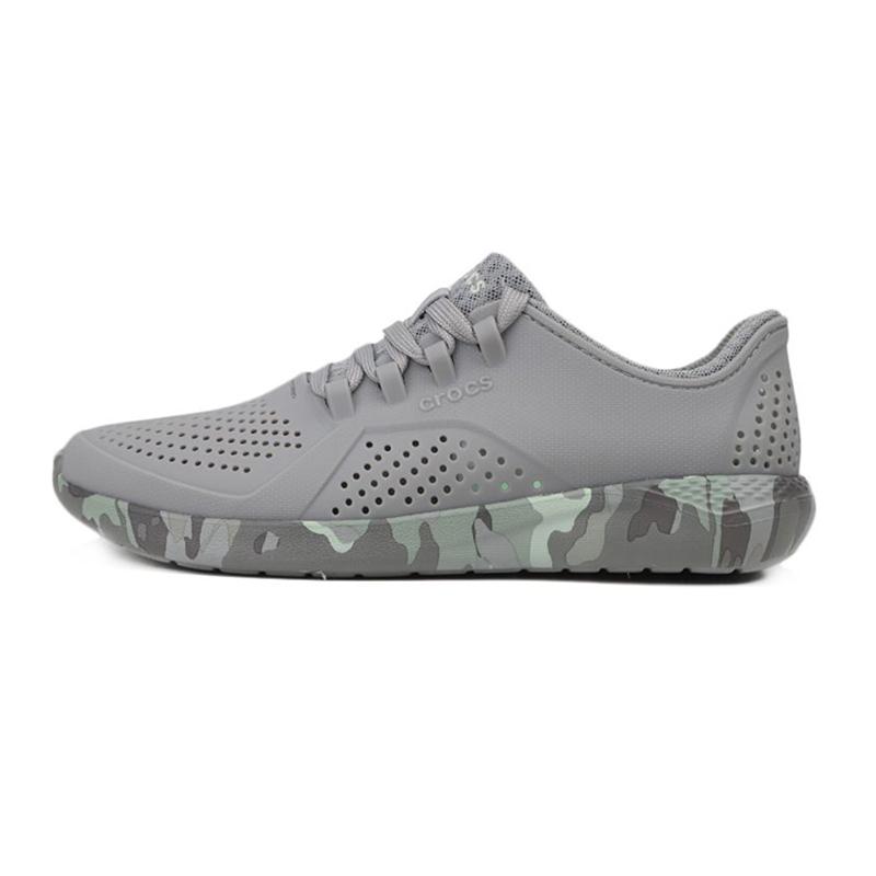 卡骆驰Crocs LiteRide 女鞋 运动透气轻便休闲跑步鞋 206494-0GI