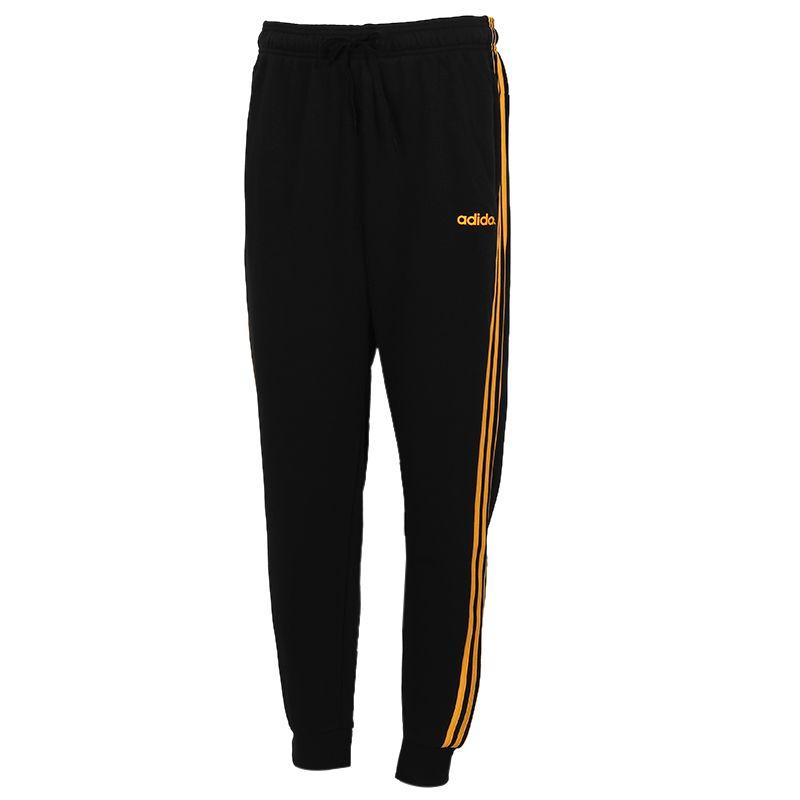 阿迪达斯ADIDAS E 3S T PNT FT 男装 运动跑步健身透气长裤 GD5144
