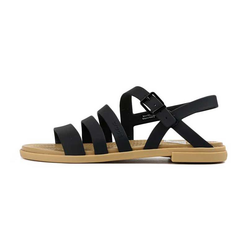 卡骆驰Crocs 女鞋 运动特萝莉度假风轻便舒适透气时尚休闲鞋 206107-00W