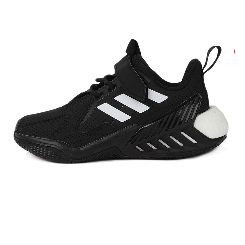 阿迪达斯ADIDAS 4UTURE ONE EL  儿童 运动减震休闲鞋 FW3586